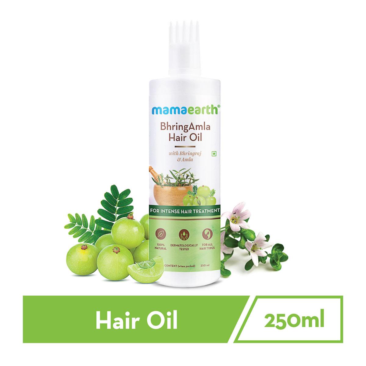 BhringAmla Hair Oil