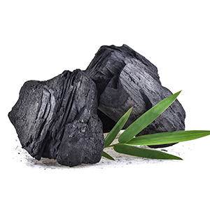 bathing soap with charcoal