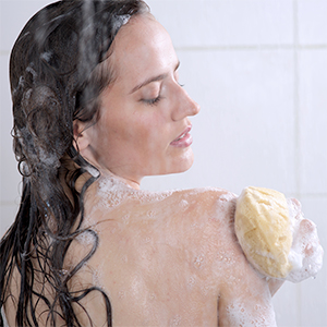 CoCo Body Wash For gently cleanses skin
