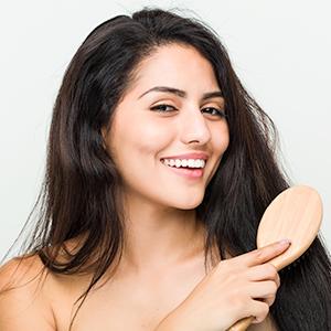 Apple cider vinegar Promotes Healthy Hair Growth