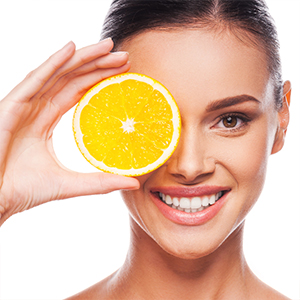 vitamin c face wash for Fights Free Radical Damage