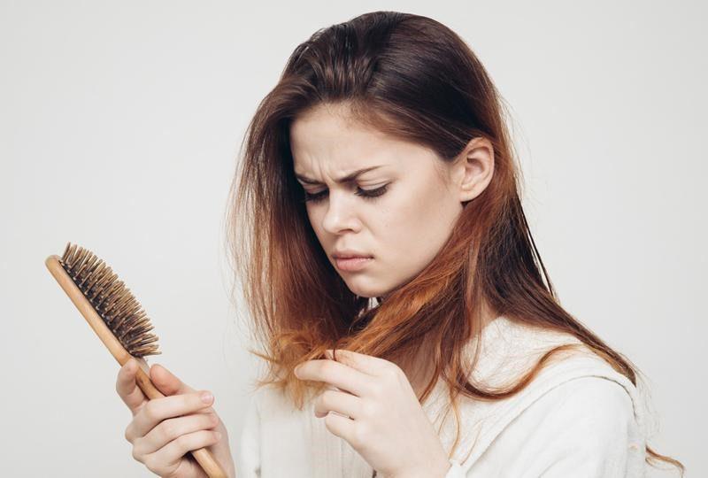 Onion Shampoo reduce hairfall
